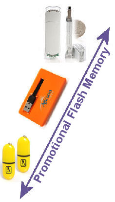 promotional flash memory styles